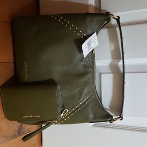 Michael Kors Aria Bag with Wallet
